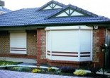 Aluminium Roller Shutters Uniblinds and Security Doors