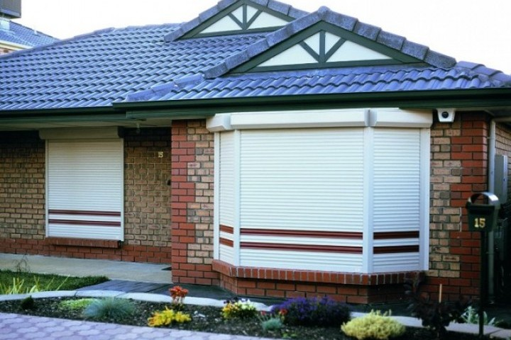 Uniblinds and Security Doors Aluminium Roller Shutters 720 480