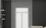 Uniblinds and Security Doors Double Roller Blinds