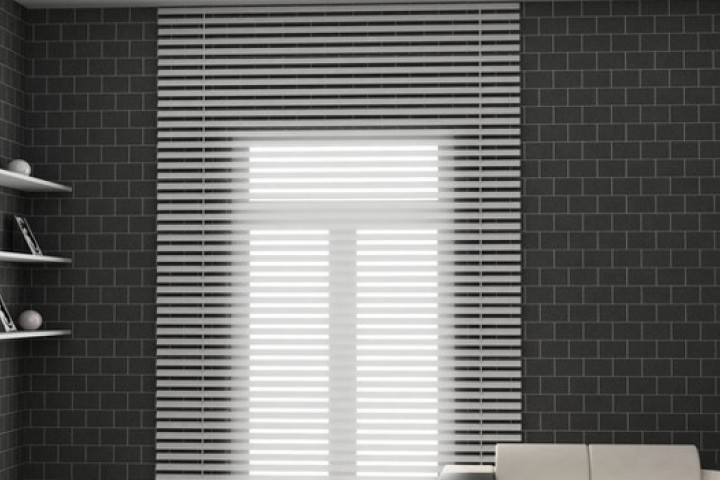 Uniblinds and Security Doors Double Roller Blinds 720 480