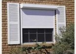 Outdoor Shutters Uniblinds and Security Doors