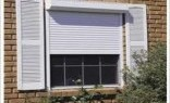 Uniblinds and Security Doors Outdoor Shutters